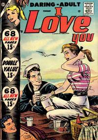 Cover Thumbnail for I Love You (Charlton, 1955 series) #17