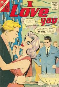 Cover Thumbnail for I Love You (Charlton, 1955 series) #44