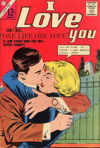 Cover Thumbnail for I Love You (Charlton, 1955 series) #50