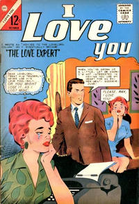 Cover Thumbnail for I Love You (Charlton, 1955 series) #53