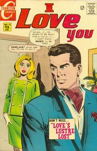 Cover Thumbnail for I Love You (Charlton, 1955 series) #72