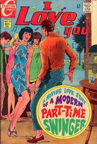 Cover Thumbnail for I Love You (Charlton, 1955 series) #75
