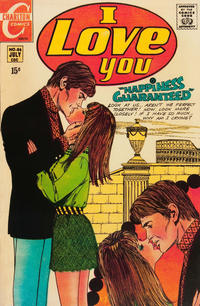 Cover Thumbnail for I Love You (Charlton, 1955 series) #86