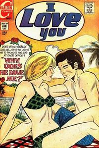 Cover Thumbnail for I Love You (Charlton, 1955 series) #89