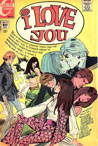 Cover Thumbnail for I Love You (Charlton, 1955 series) #90