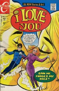 Cover Thumbnail for I Love You (Charlton, 1955 series) #92