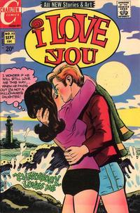 Cover Thumbnail for I Love You (Charlton, 1955 series) #93