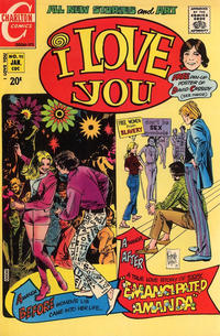 Cover Thumbnail for I Love You (Charlton, 1955 series) #95