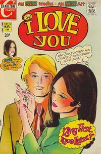 Cover Thumbnail for I Love You (Charlton, 1955 series) #96