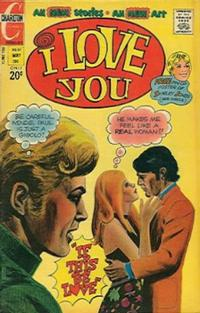 Cover Thumbnail for I Love You (Charlton, 1955 series) #97