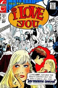 Cover Thumbnail for I Love You (Charlton, 1955 series) #104