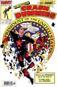 Cover Thumbnail for Crash Dummies (Harvey, 1993 series) #1