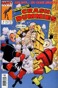 Cover Thumbnail for Crash Dummies (Harvey, 1993 series) #2