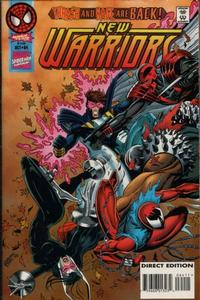 Cover Thumbnail for The New Warriors (Marvel, 1990 series) #64