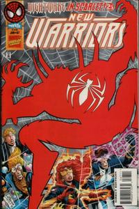 Cover Thumbnail for The New Warriors (Marvel, 1990 series) #67