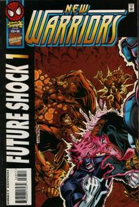 Cover Thumbnail for The New Warriors (Marvel, 1990 series) #68