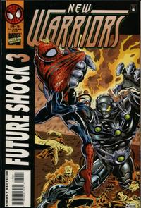 Cover Thumbnail for The New Warriors (Marvel, 1990 series) #70