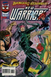 Cover Thumbnail for The New Warriors (Marvel, 1990 series) #72