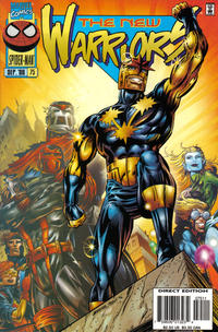 Cover Thumbnail for The New Warriors (Marvel, 1990 series) #75
