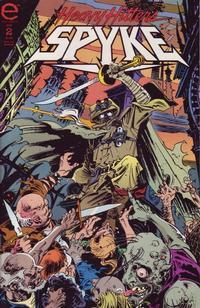 Cover Thumbnail for Spyke (Marvel, 1993 series) #2
