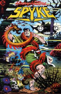 Cover Thumbnail for Spyke (Marvel, 1993 series) #3