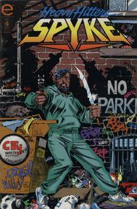 Cover Thumbnail for Spyke (Marvel, 1993 series) #4