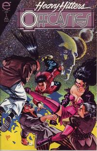 Cover Thumbnail for Offcastes (Marvel, 1993 series) #1