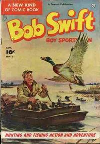 Cover Thumbnail for Bob Swift, Boy Sportsman (Fawcett, 1951 series) #3
