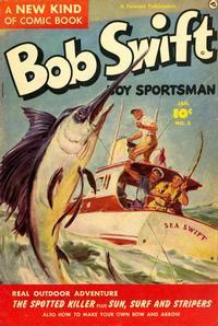 Cover Thumbnail for Bob Swift, Boy Sportsman (Fawcett, 1951 series) #5