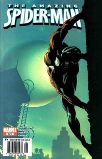 Cover Thumbnail for The Amazing Spider-Man (Marvel, 1999 series) #521 [Newsstand]