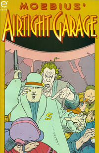 Cover Thumbnail for The Airtight Garage (Marvel, 1993 series) #2