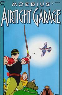 Cover Thumbnail for The Airtight Garage (Marvel, 1993 series) #3