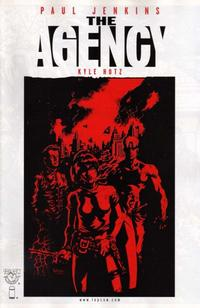 Cover Thumbnail for The Agency Vol. 1 Preview (Image, 2001 series)