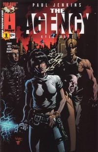 Cover Thumbnail for The Agency (Image, 2001 series) #1