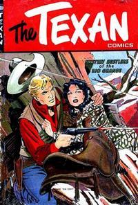 Cover Thumbnail for The Texan (St. John, 1948 series) #5