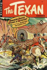 Cover Thumbnail for The Texan (St. John, 1948 series) #7