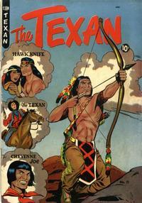 Cover Thumbnail for The Texan (St. John, 1948 series) #11