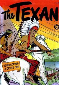Cover Thumbnail for The Texan (St. John, 1948 series) #13