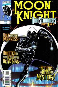 Cover Thumbnail for Moon Knight (Marvel, 1999 series) #1