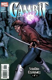 Cover Thumbnail for Gambit (Marvel, 2004 series) #7