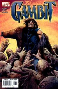Cover Thumbnail for Gambit (Marvel, 2004 series) #8