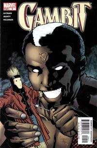 Cover Thumbnail for Gambit (Marvel, 2004 series) #9