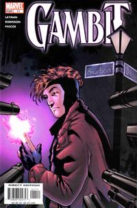 Cover Thumbnail for Gambit (Marvel, 2004 series) #11