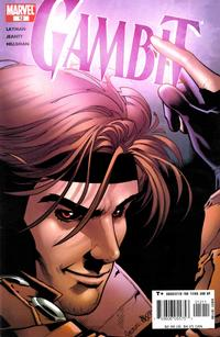 Cover Thumbnail for Gambit (Marvel, 2004 series) #12