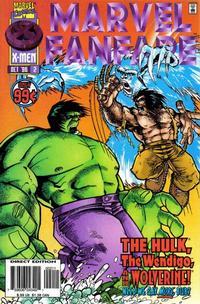 Cover Thumbnail for Marvel Fanfare (Marvel, 1996 series) #2