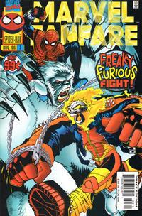 Cover for Marvel Fanfare (Marvel, 1996 series) #3
