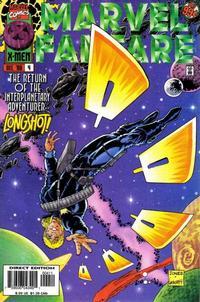 Cover Thumbnail for Marvel Fanfare (Marvel, 1996 series) #4