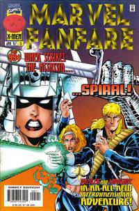 Cover Thumbnail for Marvel Fanfare (Marvel, 1996 series) #5