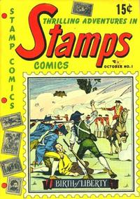 Cover Thumbnail for Stamps Comics (Youthful, 1951 series) #1
