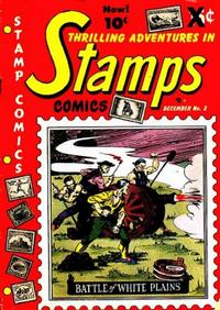 Cover Thumbnail for Stamps Comics (Youthful, 1951 series) #2